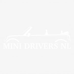 Clubsticker MINI Drivers NL cabrio