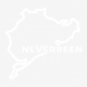 Neverbeen (Nürburgring sticker)