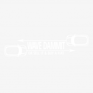 Wave dammit