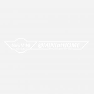 MINIatHOME event sticker